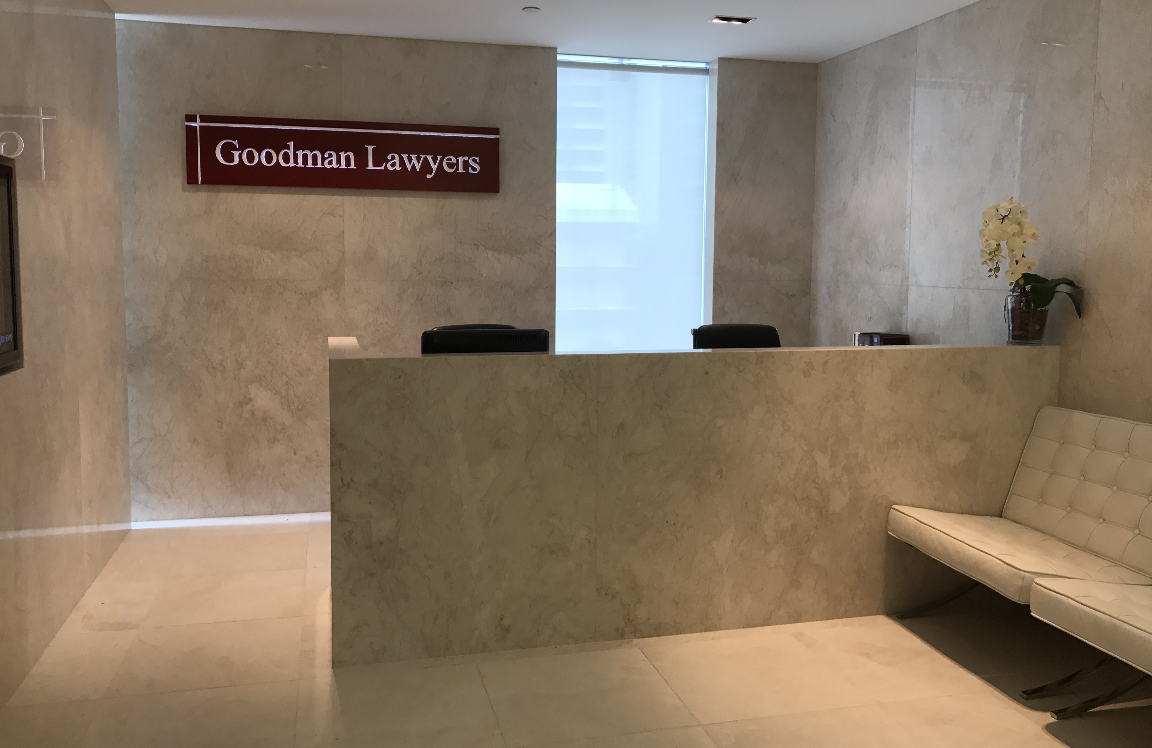 Goodman Lawyers Brisbane CBD Commercial Business Law
